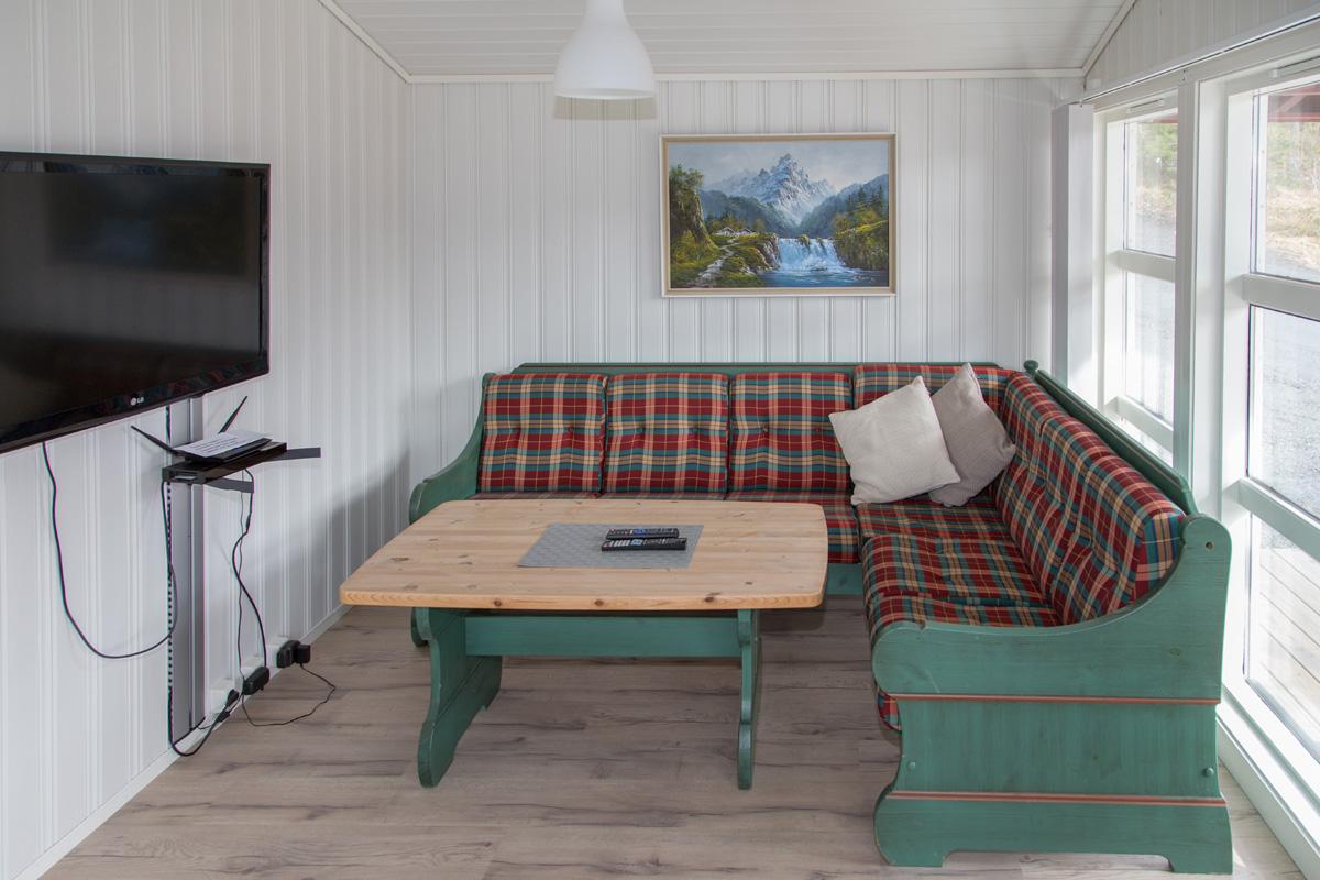 Staven Scandinavian Lodging - Åfjord, Fosen, Norway. Overnatting, accommodation, Unterkunft. Vannavikveien nr. 67 - 4 personer
