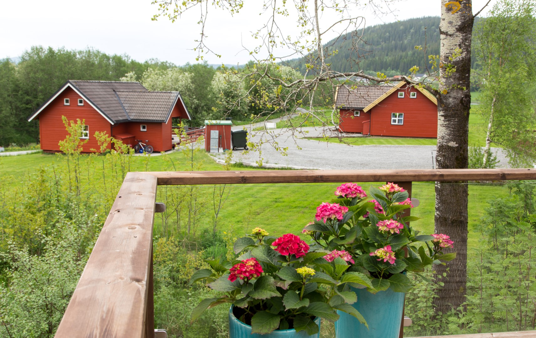 Staven Scandinavian Lodging 2016